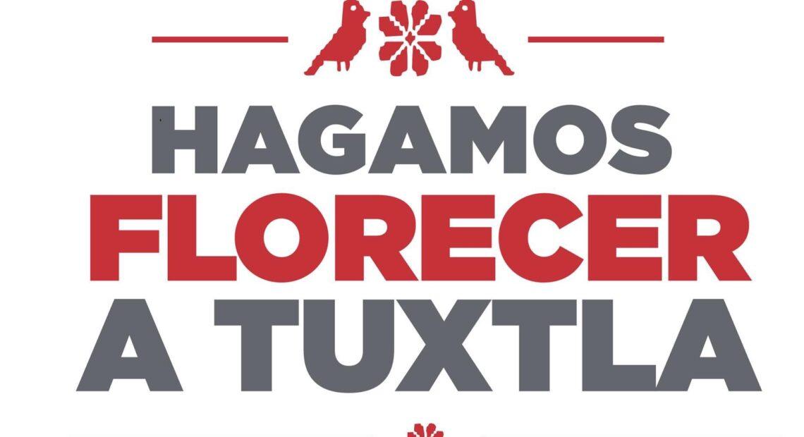 Hagamos florecer a Tuxtla